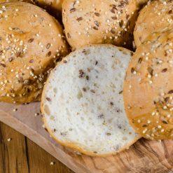 Glutenvrije kleine broodjes