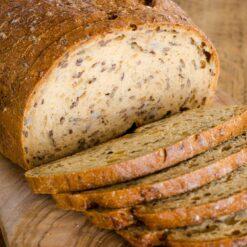Glutenvrij en lactosevrij brood
